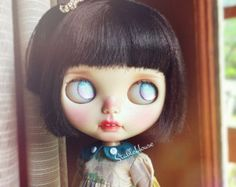OOAK Custom Blythe Doll  By Stable House No.94/2015