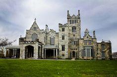 Lyndhurst (an American castle) :)