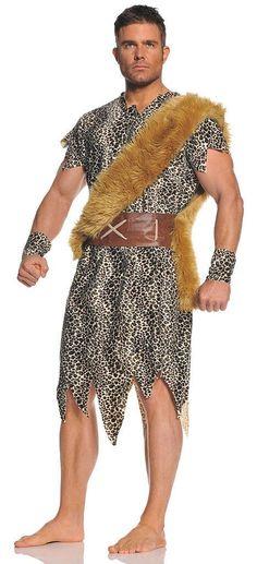 Cave Dweller Men's Costume