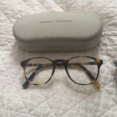 34c6e61666 Warby Parker Downing Glasses Original Warby Parker Downing Glasses - bought  in store. These have