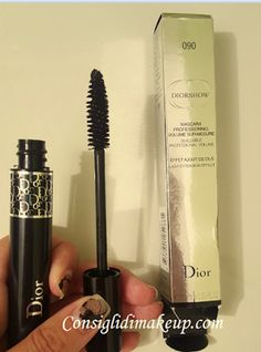 Review: DiorShow Mascara Buildable Volume - Dior