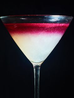 A classic lime margarita that's topped with red wine. A little sweet, a little tart and a whole lot of yummy, the Devil's Margarita is devilishly delicious!