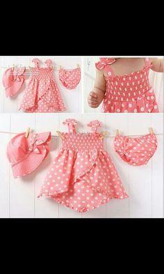 256580cb462b9 Polka dots Children s Outfits