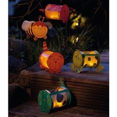Leuchttierchen JAKO-O, Bastelset für 5 Stück online bestellen - JAKO-O