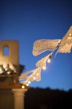Stunning Hacienda Dona Andrea New Mexico Wedding With Papel Picado Elements | Ashley Davis Photography http://www.storyboardwedding.com/hacienda-dona-andrea-plays-host-to-this-upscale-papel-picado-new-mexico-wedding/