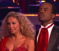 DWTS Season 8 Spring 2009 David Alan Grier and Kym Johnson