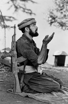 Guns and Prayers.  Afghanistan