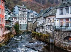 The ten most beautiful small towns in Germany, Days Out, Germany Travel, Small Towns, Old Town, Wonders Of The World, Hinata, Adventure Travel, Places To See, Travel Inspiration