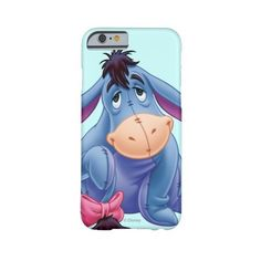 Eeyore 6 Barely There Iphone 6 Case ($42) ❤ liked on Polyvore featuring accessories and tech accessories