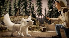 Stop-motion short 'Cry of the Fox,' the grand prize winner at the 2016 Adobe Design Achievement Awards, to be screened at USC showcase event.