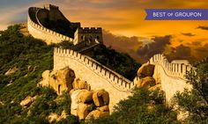 China Vacation with Airfare from Affordable Asia - Beijing, Xi'an, Guilin, and Shanghai: ✈ 11-Day China Trip w/ Air from Affordable Asia. Price per Person Based on Double Occupancy (Buy 1 Groupon/Person).