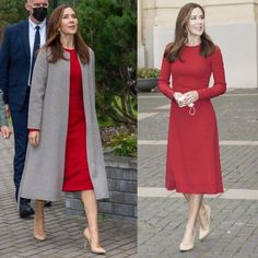 Second Day, Crown Princess Mary, Mary Elizabeth, Lithuania, October, Instagram, Closet, Style, Fashion