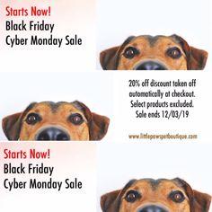 Little Paws Pet Boutique Pet Boutique, Cyber Monday Sales, Pets, Animals And Pets