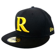 Richmond Tigers 59Fifty 'R' Fitted New Era Cap $64.95 - head to www.richmondfc.com.au/shop to buy!