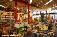 Mass Ave Toys and Treasures is a great place to find interesting and innovative toys!