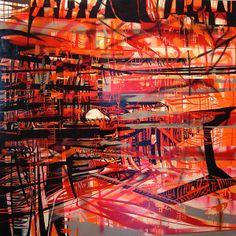 2007_domain Sci Fi Movies, Auckland, Futuristic, Artists, World, Travel, Painting, Viajes, Artist