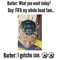 12 Hilarious Barber What Do You Want Memes
