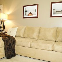 Superbe Easy Way To Make An Old Couch Look New Again. You Bet Iu0027m