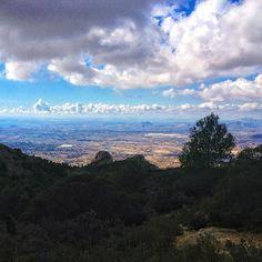 Vistas magníficas desde Cabeçó d Or, Busot, Alicante. Ha merecido la pena el esf