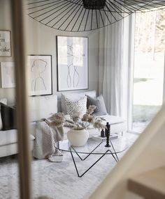 Room Colors, Living Dining Room, Living Room Colors, Apartment Decor, Living Room, Interior, Decorating Small Spaces, Home Decor, Room