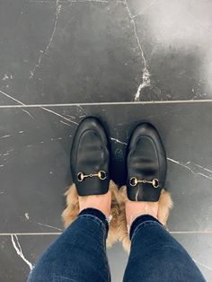 Gucci 🖤 black marble Black Marble, Gucci Black, Mary Janes, Flats, Shoes, Instagram, Fashion, Loafers & Slip Ons, Moda