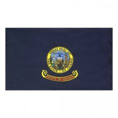 Indoor and Parade Colonial Nyl-Glo Idaho Flag-Assorted Sizes http://www.pacificcoastflag.com/indoor-and-parade-colonial-nyl-glo-idaho-flag-1.html