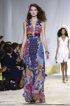 Diane von Furstenberg Ready To Wear Spring Summer 2016 New York - NOWFASHION
