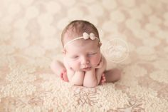 Newborn Inspiration | Start With The Best | Brittany Gidley Photography Cleveland Ohio | Celebrity Newborn Photographer