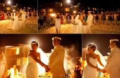 Mayan ceremony in moon palace, cancun wedding photography