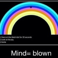 Mind blown!