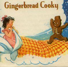 Gingerbread Dream.