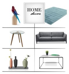 """""""Home Decor"""" by lovethesign-shop ❤ liked on Polyvore featuring interior, interiors, interior design, home, home decor, interior decorating, Muuto and homedecor"""