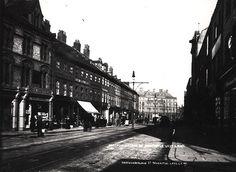 Northumberland street, Newcastle - 1900