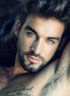 Love those eyes sexy men in 2019 beautiful men faces, beautiful men, sexy. Face Men, Male Face, Beautiful Men Faces, Gorgeous Men, Pretty Eyes, Cool Eyes, Hairy Men, Bearded Men, Hairy Hunks