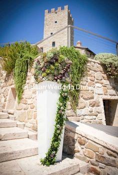 Floral inspiration   Italian Wedding Dream
