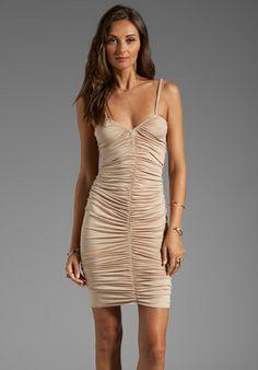 RACHEL PALLY Desiree V-Neck Dress in Bamboo - Rachel Pally