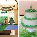 "Cute party ideas for a ""Sweet Pea"" themed party."