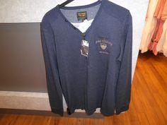 PME trui donker blauw € 79.95