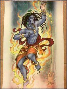 Shiva Art, Shiva Shakti, Aghori Shiva, Indian Artwork, Shiva Tattoo, Lord Mahadev, Angel Warrior, Hindu Deities, God Pictures