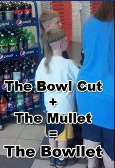 an analysis of the mullet girls Girl mullet yes, we included the mullet in the worst mens hairstyles, but we must also add, that the mullet haircut lives on, and it's made modern with a fe.
