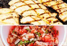 Chicken Bruschetta - Paleo Diet Lifestyle | Paleo diet Recipes & Tips
