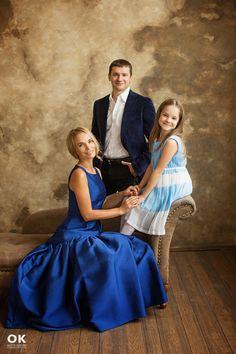 семейный портрет , семейная фотосессия в Петербурге