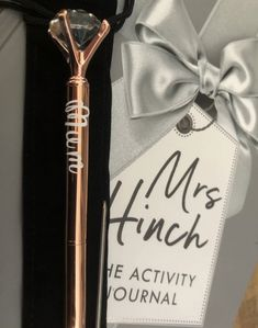 Excited to share this item from my #etsy shop: Mrs Hinch Inspired Personalised Diamond Topped Pen With Pouch  - Mum Or Any Name Diamond Tops, Handmade Items, Pouch, Letters, Etsy Shop, Boutique, Inspired, Sachets, Porch