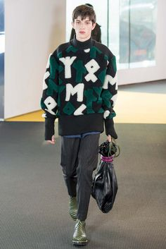 Kenzo Fall 2015 Menswear - Collection - Gallery - Style.com #menswear #runway #fall2015 #fashion