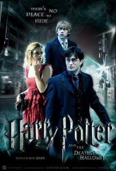 Hogwarts Alumni: The Golden Trio