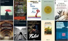 Libros más vendidos semana del 13 al 19 de febrero en ficción