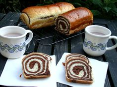 Bread Recipes, Cookie Recipes, Hungarian Recipes, Challah, Bread Rolls, Hot Dog Buns, Bakery, Food And Drink, Sweets