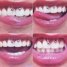 Smiley piercing....hmmmm this might be next :-)