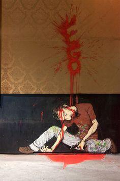 Arte de rua de Paulo Ito#4