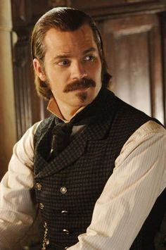 Deadwood - Timothy Olyphant as Sheriff Seth Bullock